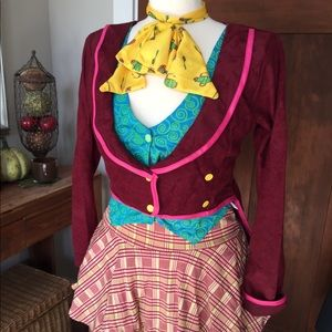 The Mad Hatter Teen Costume, size 3-5